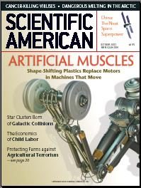 Coverpage Scientific American